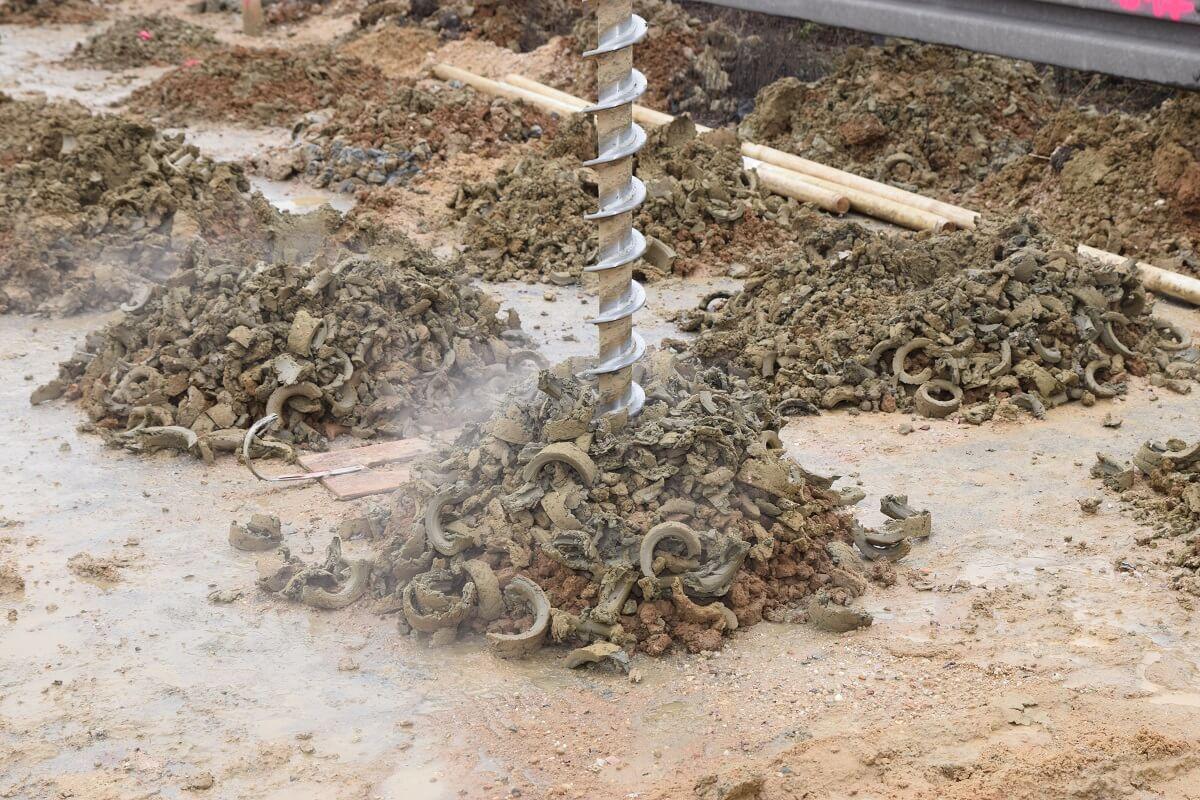 Die Erkundung eines Baugrundstückes darf nur von zugelassenen Fachunternehmen ausgeführt werden.