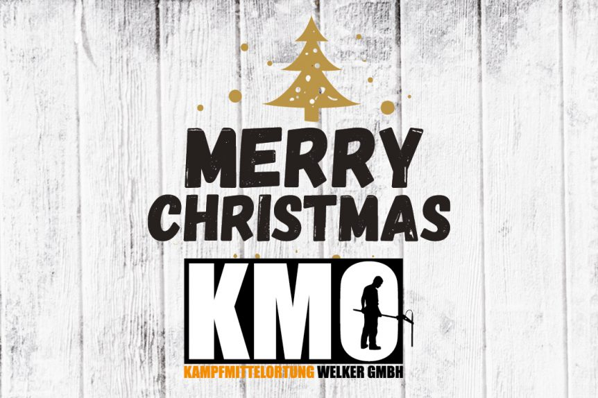 KMO Welker Frohe Weihnachten