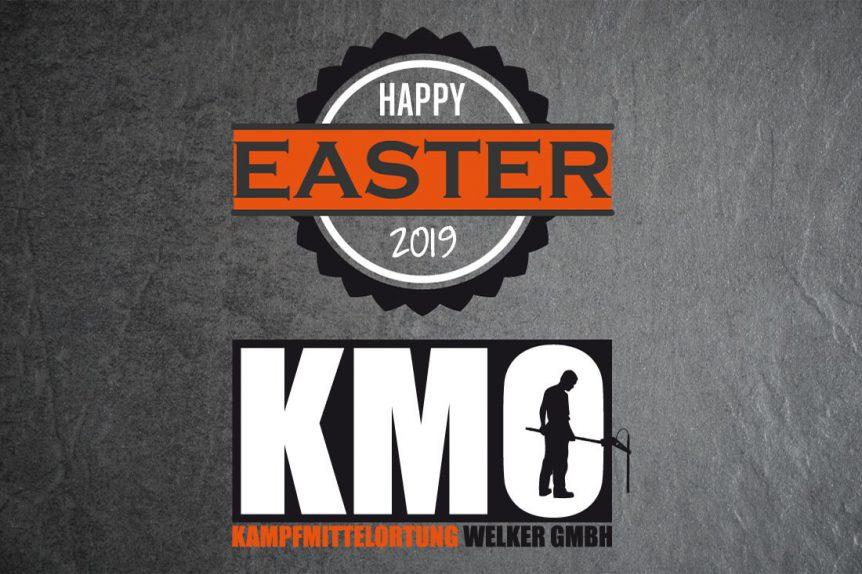 KMO Welker GmbH Frohe Ostern
